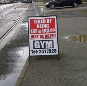 Fat & Ugly?