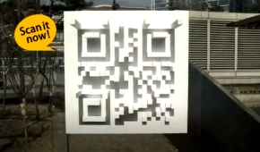 Has death breathed life back into the QR code?