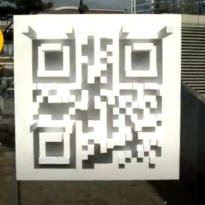Has death breathed life back into the QRcode?