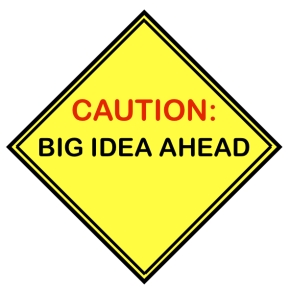 Is PR big enough for the Big Idea?
