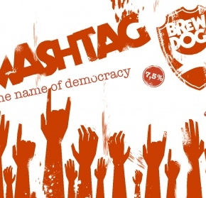 #MashTag – the UK's first Twitter-sourced beer. #PR #Clever#Thirsty