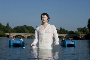 Mr Darcy made a splash. But why no creative ripples?